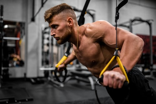 shoulder muscle workouts